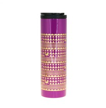 Starbucks Purple Rooster Chinese Zodiac New Year Stainless Steel Tumbler... - $76.22