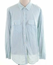 Women's Button Down Shirt by Chaps size SMALL - $16.82