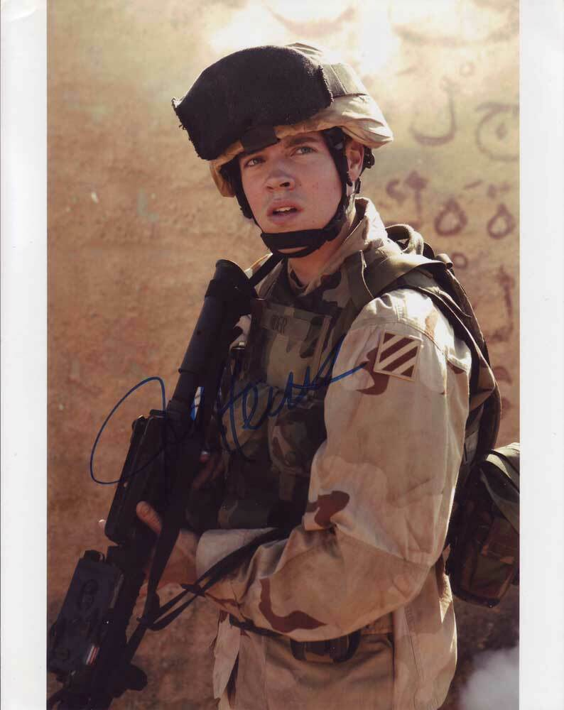 Primary image for Josh Henderson In-person AUTHENTIC Autographed Photo COA SHA #62155