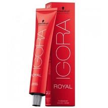 Schwarzkopf Igora Royal Permanent Creme Hair Color 2oz/60ml (5-99) - $10.48