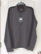 Hawke & Co. Pro Series 1/4 Zip  Pullover Men's Grey HTR Men's Sz. L-XXL ... - $25.76