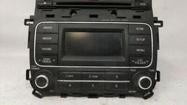 2014-2016 Kia Forte Am Fm Cd Player Radio Receiver 94360 - $115.66