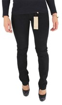 NEW NWT LEVI'S 524 JUNIOR'S CLASSIC SLIM STRAIGHT JEAN LEGGINGS BLACK 115220052 image 1