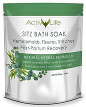 Sitz Bath Soak: Provides Soothing Treatment for Hemorrhoids, Fissures & Postpart image 5