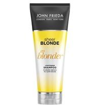 John Frieda Sheer Blonde Go Blonder Lightening Shampoo 250ml - $22.11