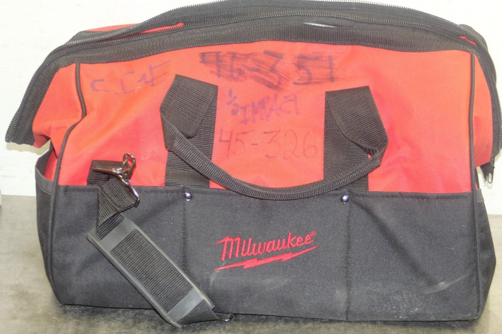 Primary image for Milwaukee Contractor Bag 48-55-3510