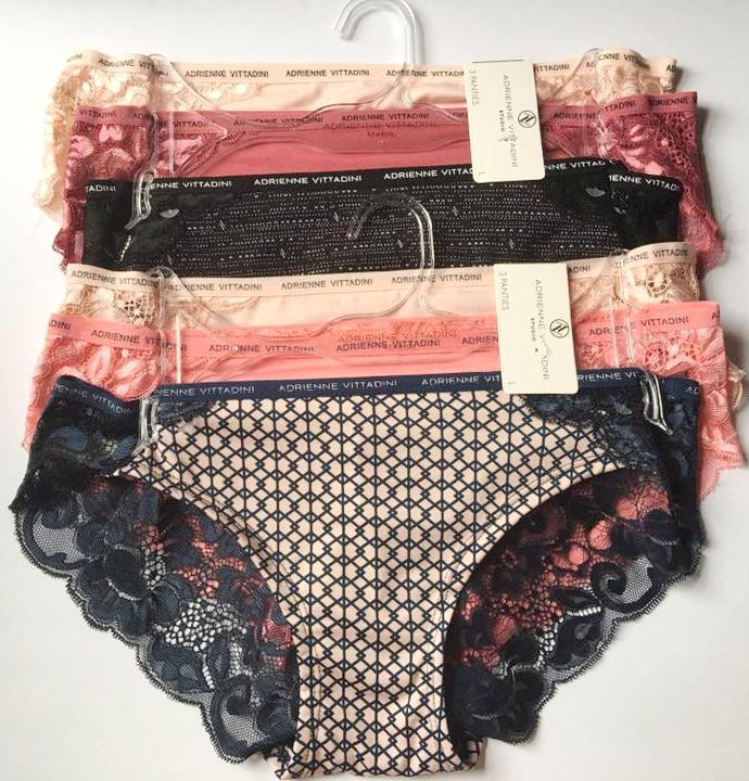 best sell more photos unique design Adrienne Vittadini 6-pk Lace Hipster Panty and 50 similar items