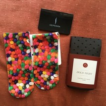 Claire's Jelly bean socks  + DB control stockings Small + Sephora mirror... - $6.99