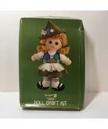 "Heidi Doll Craft Kit Springbok 16.5"" Felt - $24.18"