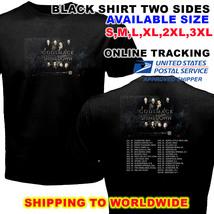 Godsmack Tour 2018 Nice T-SHIRT,BLACK COLOR,S-3XL Sizes Available Kopling - $15.00+