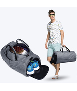 Large Capacity Waterproof Mens Gym Bag Sports bag Luggag Travel Bag - $44.00+