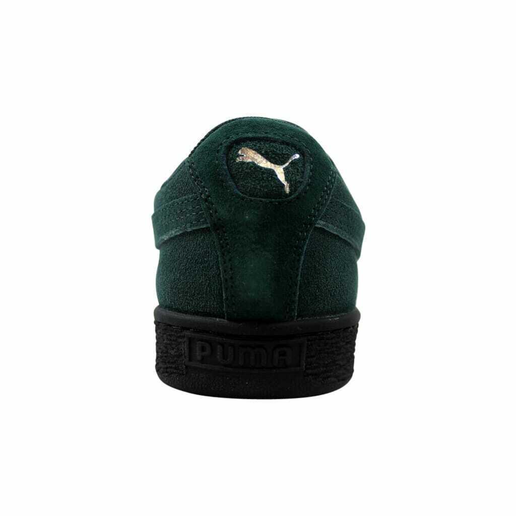 Puma Suede Classic Watherproof Green Gables/Puma Black 363871 03 Men's Size 9