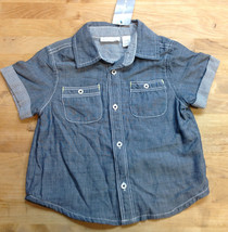 First Impressions Baby Boys' Shirt, Blue, Size 24M - $8.90