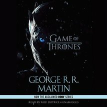 A Game of Thrones: A Song of Ice and Fire: Book One [Audio CD] Martin, G... - $24.94
