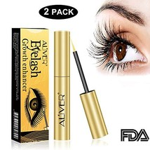 Eyelash Growth Serum Brow Serum for Long ,Rapid Grow Long Thick Full Eye... - $11.69