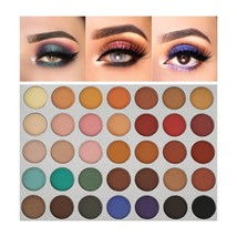 Beauty Glazed Eyeshadow 35Colors Makeup Eye Shadows Glitters Palette Cos... - €14,12 EUR