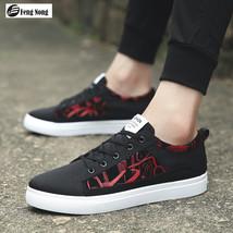flats flower men's Men's Fengnong printing man sho casual shoes flower sneakers ZSAYTq