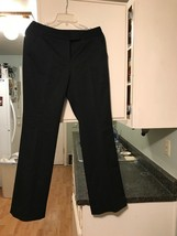 ANNE KLEIN SUIT= WOMENS DRESS TROUSERS FLAT FRONT  SIZE 6 - $13.54