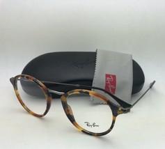 New RAY-BAN Eyeglasses RB 2447-V 5492 47-21 140 Blue Havana Tortoise Frame