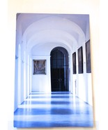 Fine Art Photographic Image: Corridor in Prague, Metal Print - $112.70