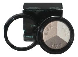 Vincent Longo Sex/Lux/Pax Eyeshadow Trio in Sugar Frost - NIB - Disconti... - $24.95