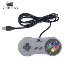 Nintendo SNES USB Controller Retro Super for PC Mac Controllers Sealed G... - $6.99
