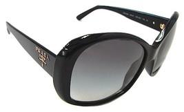 Authentic Prada Women's Sunglasses SPR 03M 1AB Black  - $245.00