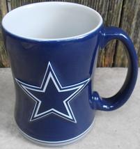Dallas Cowboys Mug Cup Boelter Brands NFL Licensed 2011 - $24.99