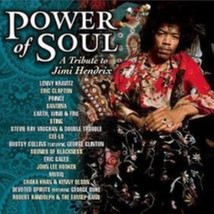 Power of Soul: A Tribute to Jimi Hendrix  Cd - $10.99