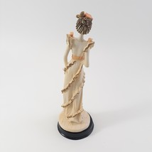 Marlo Collection by Artmark Victorian Lady Figurine in Frilly Dress image 6