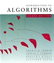 Introduction to Algorithms, Second Edition [Paperback] Thomas H. Cormen image 2