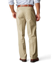 NWT DOCKERS CLASSIC FIT COMFORT KHAKI PLEATED DRESS PANTS SIZE 30 X 30 - $16.82