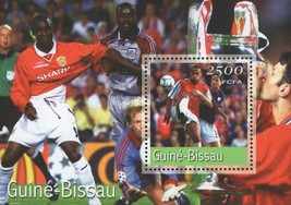 Soccer Sport Championship Souvenir Sheet Mint NH - $16.25