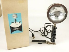 Vintage Bell & Howell Dual Beam Movie Light w/ Original Packaging - TEST... - $19.99