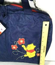 Winnie the Pooh Large Blue Nylon Travel Bag  image 8