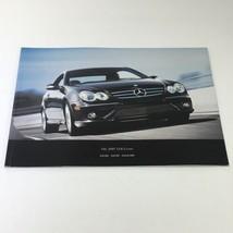 2007 Mercedes-Benz CLK-Class 350 550 63 AMG Dealership Car Auto Brochure... - $14.20