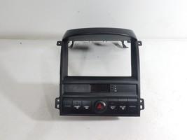 03 04 05 06 Kia Sorento Dash Radio Bezel W/ Hazard & Defrost Switches Seats - $71.99