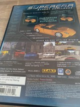 Sony PS2 SuperCar Street Challenge (no manual) image 2