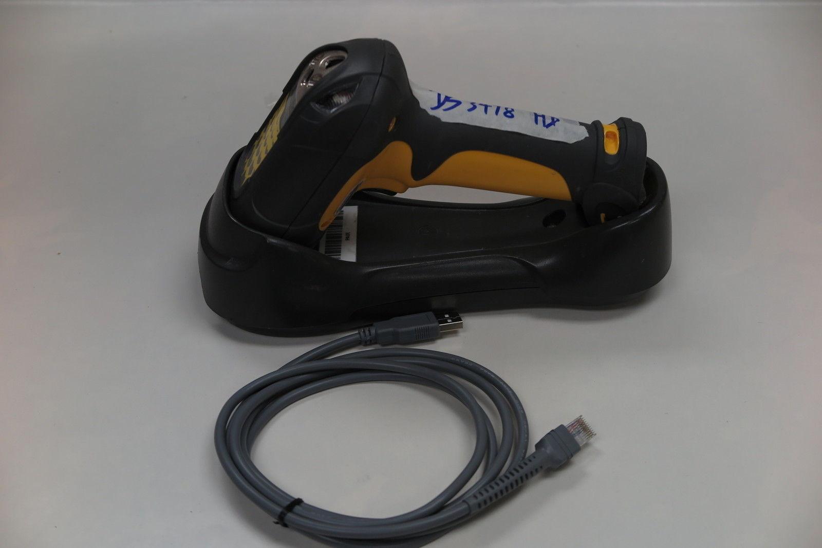 Motorola Symbol Barcode Scanner DS3478 - and similar items