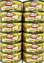 Hormel Chicken Breast No Salt Added in Water with Rib Meat 5 oz (Pack of... - $59.39