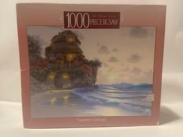 Al Hogue 1000 Piece Jigsaw Puzzle Game Hawaiian Beachfront Art SUMMER CO... - $19.28
