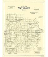 Tift County Georgia - Hudgins 1905 - 23.00 x 30.86 - $36.58+
