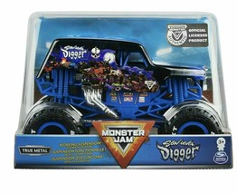 SPIN MASTER MONSTER JAM Son-Uva Digger 1/24 Scale Die Cast New Unopened - $16.82