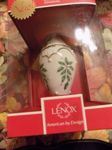 Lenox 2012 Annual Christmas Ornament Holiday Spire - $9.99