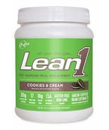 Nutrition53 Lean1 Shake, Cookies and Cream, 1.3 Pound - $27.15