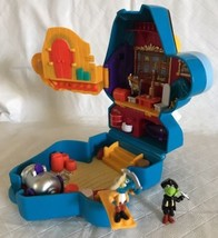 Muppet treasure island-1996-Bluebird maker of Polly pocket-Gonzo compact... - $199.99