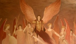 PORTAL ANGELIC REALM 20 ARCHANGELS HOLY GUARDIAN ANGEL haunted power - $357.63