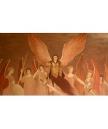 PORTAL ANGELIC REALM 20 ARCHANGELS HOLY GUARDIAN ANGEL haunted power - $400.33