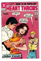 HEART THROBS #131 1971 DC-ROMANCE-Spicy interior art - $35.31