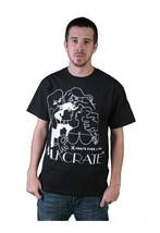 Milkcrate Athletics Hombre Tazas Adultos Sobre 21 Only Blanco o Negro Camiseta
